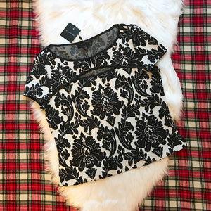 St. John Wool Sweater Top